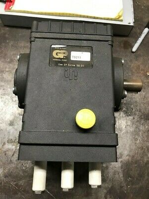 General T9211 Pressure Washer Pump 4.2 Gpm - 3000 Psi - Back End Only