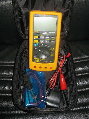Dc Current Source Process Loop Calibrator True Rms Multimeter 2in1 H787