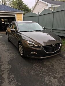 2016 Mazda3 Motivated to sell