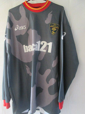 U.S Lecce 1908 2000-2001 Away Football Shirt Size XL Long Sleeves /10114 image