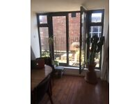 Bright Double Room in Warehouse Conversion   inc Bills   Roof Terrace   A* location