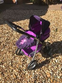 Bayer Sport Jogger buggy for dolls