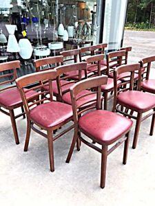 Lot de 150$ petites chaises restaurant