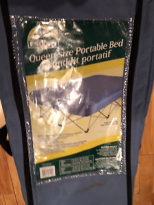 Portable Bed Queen Size