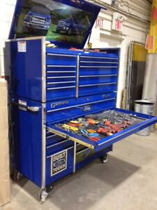 2016 Snap On Tool Box, F150 Special Edition