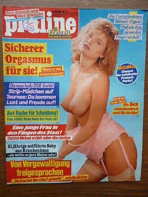 Praline Magazin 1990/21,  Donald Trump, 17.05..1990