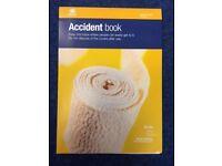 HSE Accident Book BI 510 x 39