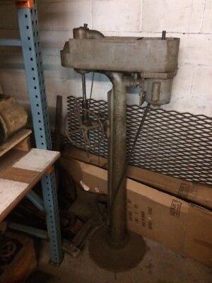 Canedy Otto Drill Press Used
