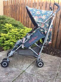 Maclaren Quest Cath Kidston Spray Floral Buggy Pushchair Stroller with Footmuff