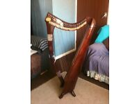 PLAY THE HARP or FLAMENCO GUITAR! Introductory Lessons