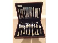Viners 100 Piece Stainless Steel Cutlery Set