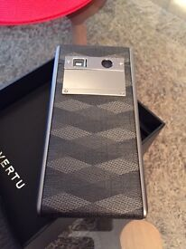 100% Genuine Vertu Aster Chevron - Fully boxed excellent condition