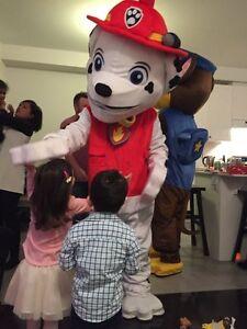 Paw Patrol - Chase and Marshall Mascot Costume Rental Oakville / Halton Region Toronto (GTA) image 3