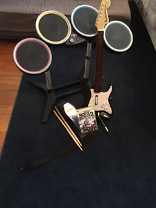 ROCK BAND 2 KIT