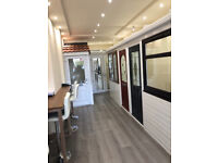 Fully Refurbished/Modern Spec/Retail Store/Commercial/Cafe/Hairdressers/ To Let in Duke St/Glasgow