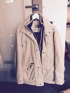 warm sand colour jacket in perfect condition Applecross Melville Area Preview