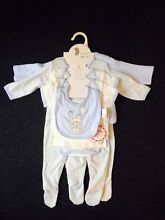 BRAND NEW Babyworld 6 piece baby set size 00 (6 months) Camberwell Boroondara Area Preview