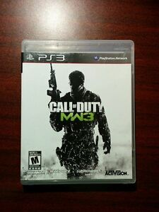 Assassin's Creed 3, Cod Modern Warfare 3 PS3