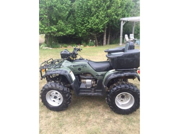 Used 2003 Honda Honda fourtrax