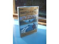 2 DVD Box Sets - Great British Journeys & British Isles a Natural History