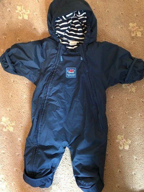 JoJo Maman Bebe Waterproof Snowsuit