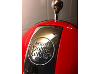 Nescafe Dolce Gusto Krups Coffee Maker, Red