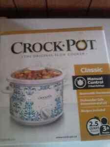 Brand new Crock Pot Windsor Region Ontario image 1