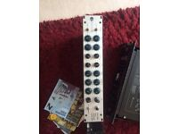 Summit Audio EQP200b Dual Programme Equalizer (Pultec Style)