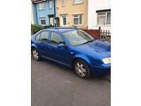 VW Bora 2002 1.6 Petrol 130,000 Manual