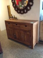 SIDEBOARDS, CABINETS - WAREHOUSE CLEARANCE END OF STOCK