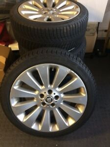 Like New 19 inch Tires and High End Rims for sale