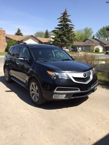 2011 Acura MDX Elite Package, Low Millage & Extended Warranty