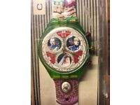 Swatch Watch - Russian Tzar Collector's Edition from 1996