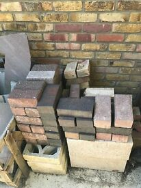 bricks - various about 70-80