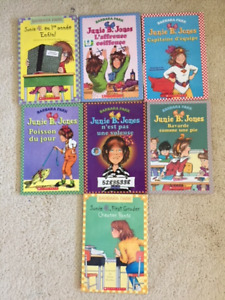 Junie B. Jones Chapter Books in French