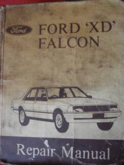 FORD FALCON XD WORKSHOP SERVICE MANUAL Dianella Stirling Area Preview