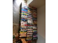 VHS VIDEO COLLECTION FOR SALE