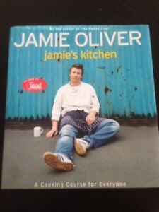 Jamie Oliver (jamie's kitchen) cook course book (Naked Chef auth