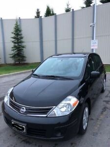2011 Nissan Versa- Clean Low Kms Low Insurance Excellent conditi