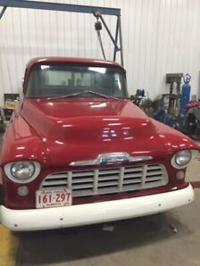 1956 Chevrolet 1300 1/2 ton done to cruise   $29,500
