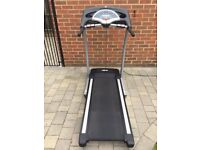 Treadmill - RARELY USED - Horizon Fitness Model T931 - CHANCE TO GET FIT BEFORE CHRISTMAS!!