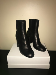 Rag & Bone Agnes Black Booties (sz 36)