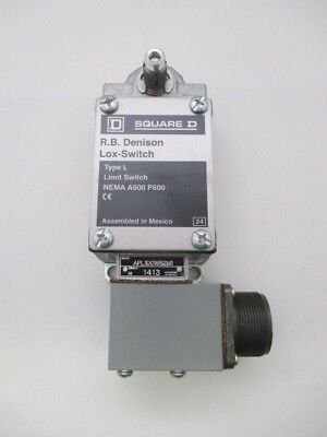 Square D APL 100WS2M1 Limit Switch  SCHNEIDER ELECTRIC  TELEMECAN