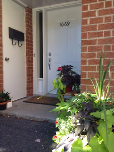 Town-House in Nepean for Rent.Families Welcome!