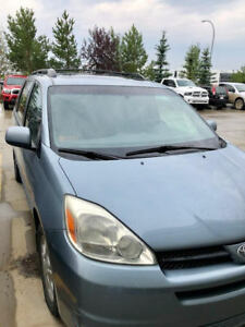 2004 Toyota Sienna XLE AWD - Private Sale