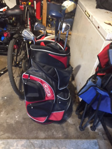 Ogio Golf BagPrice: $162.00  (Brand New, never used)