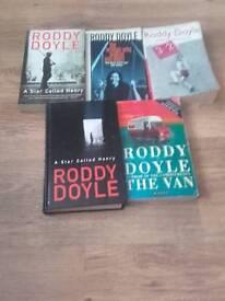 Roddy Doyle books