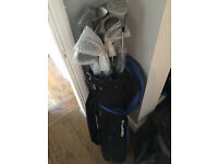 Beginner Golf Set Only £40, P to 9 Iron and Driver/Woods (Oversize Dunlop)