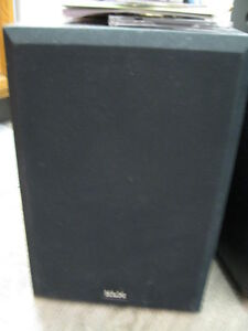 KLH Audio Systems 3 Way Speakers Plus KLH Powered Subwoofer