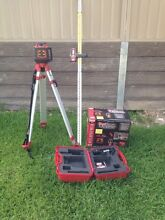 Redback Laser Level Near New Carina Heights Brisbane South East Preview